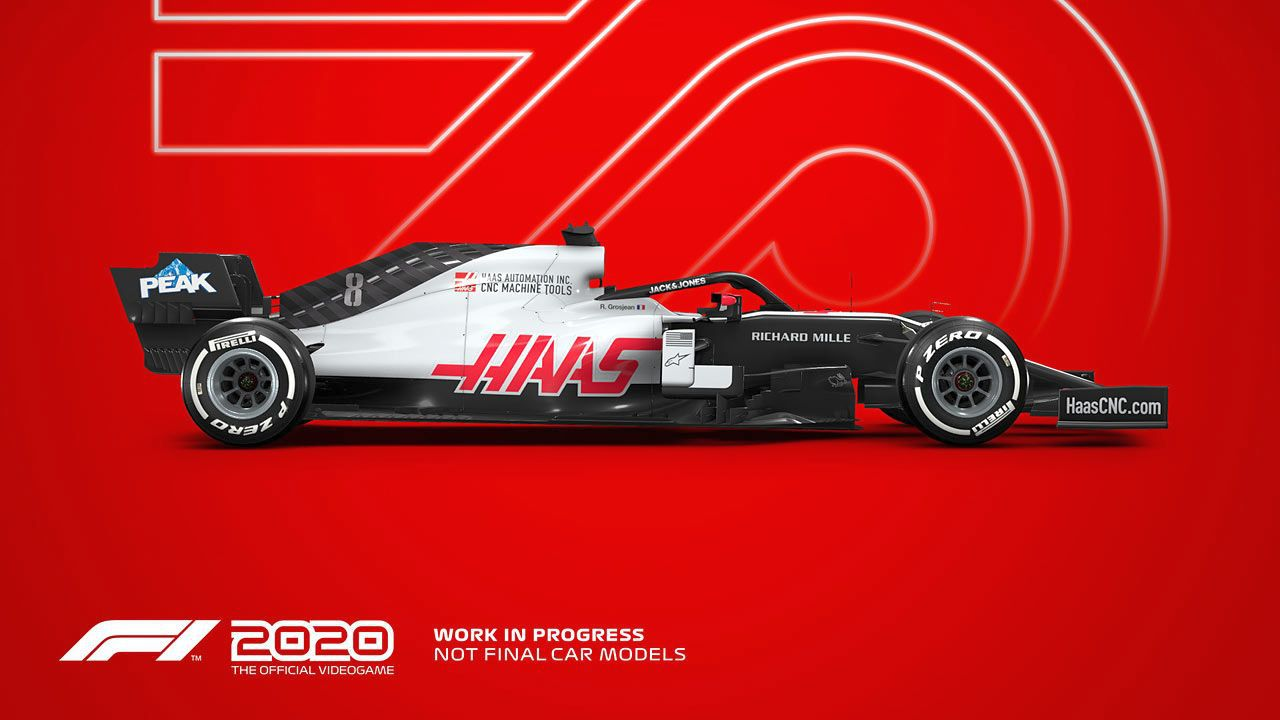 F1 2020 - 70 Jahre F1 Edition [PS4] (D)