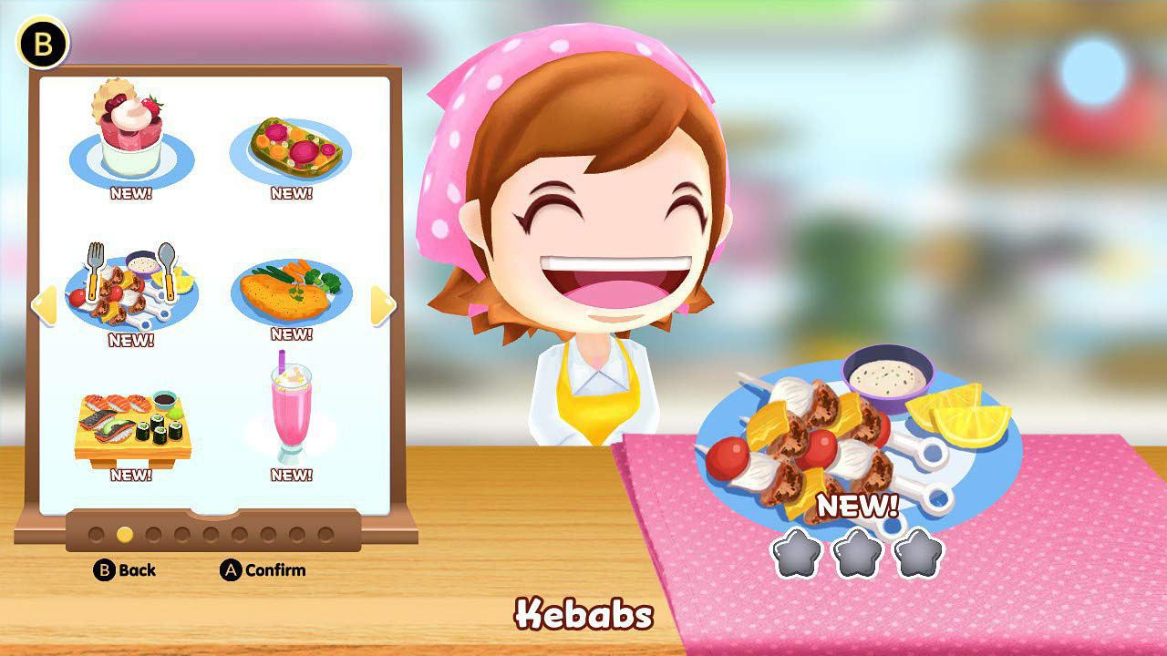 Cooking Mama: CookStar [NSW] (D)