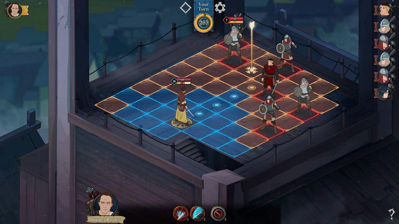 Ash of Gods: Redemption [PC] (F)