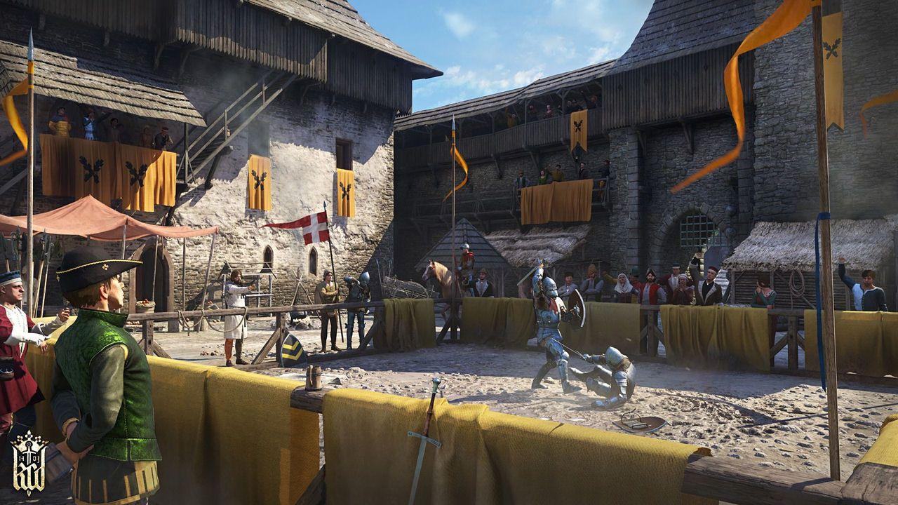 Kingdom Come Deliverance Royal Edition [PS4] (D)