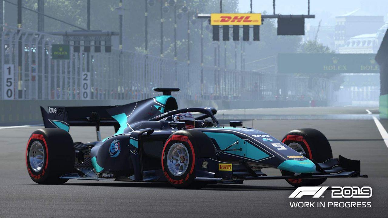 F1 2019 [XONE] (D)