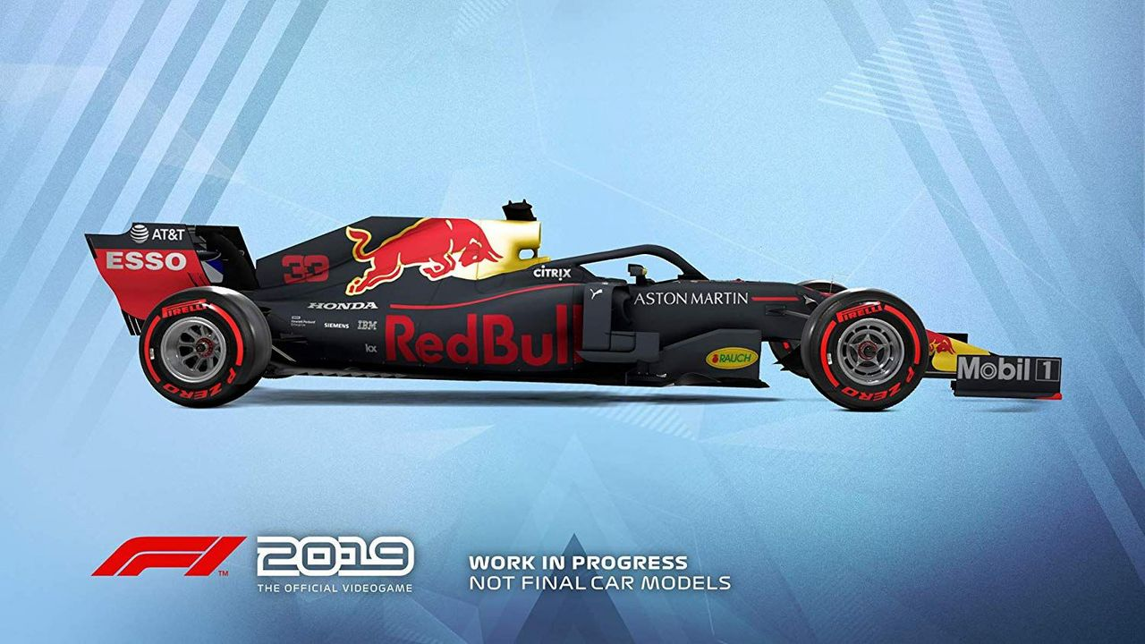 F1 2019 Jubiläums Edition [XONE] (D)