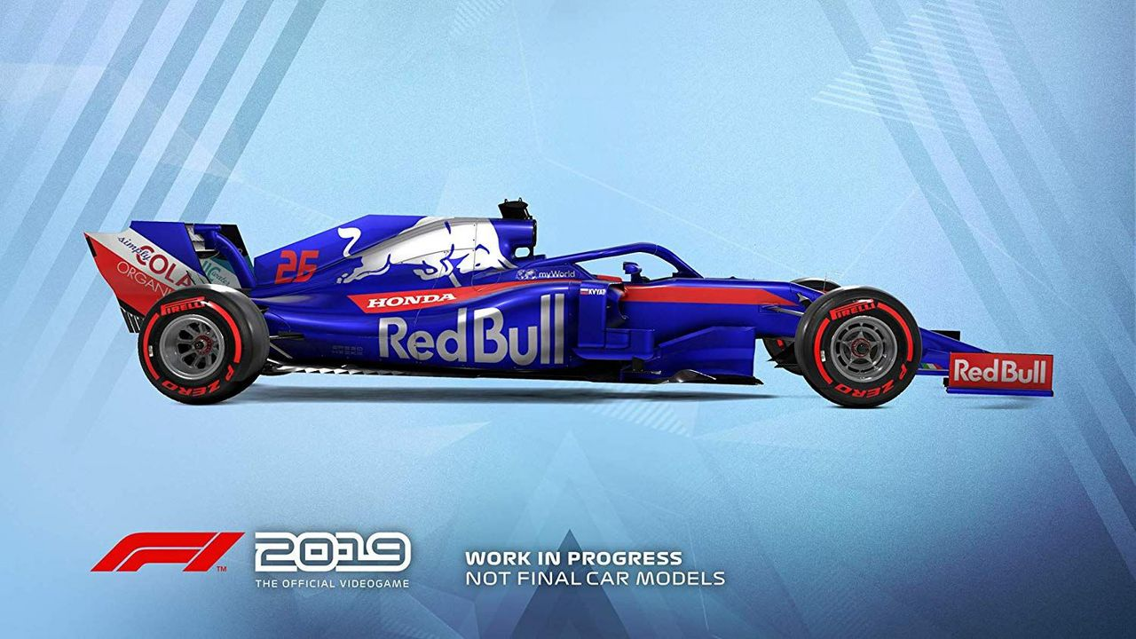 F1 2019 Jubiläums Edition [PS4] (D)