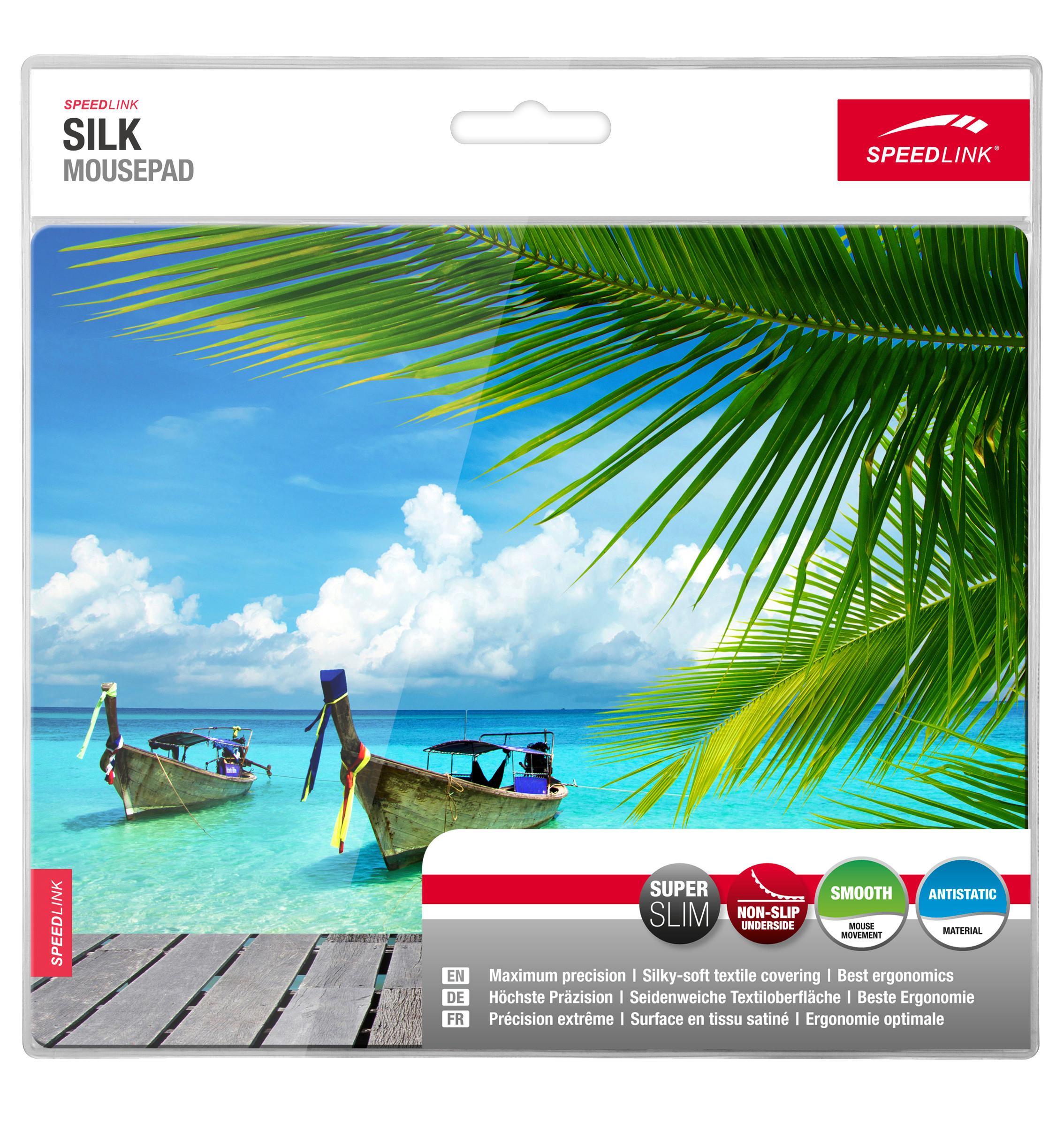 SPEEDLINK Mousepad SL6242PAR SILK Paradise