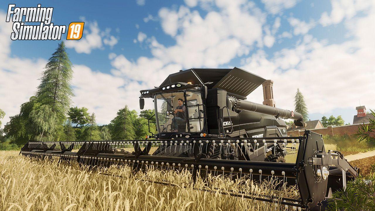 Landwirtschafts Simulator 19 [PC] (D)
