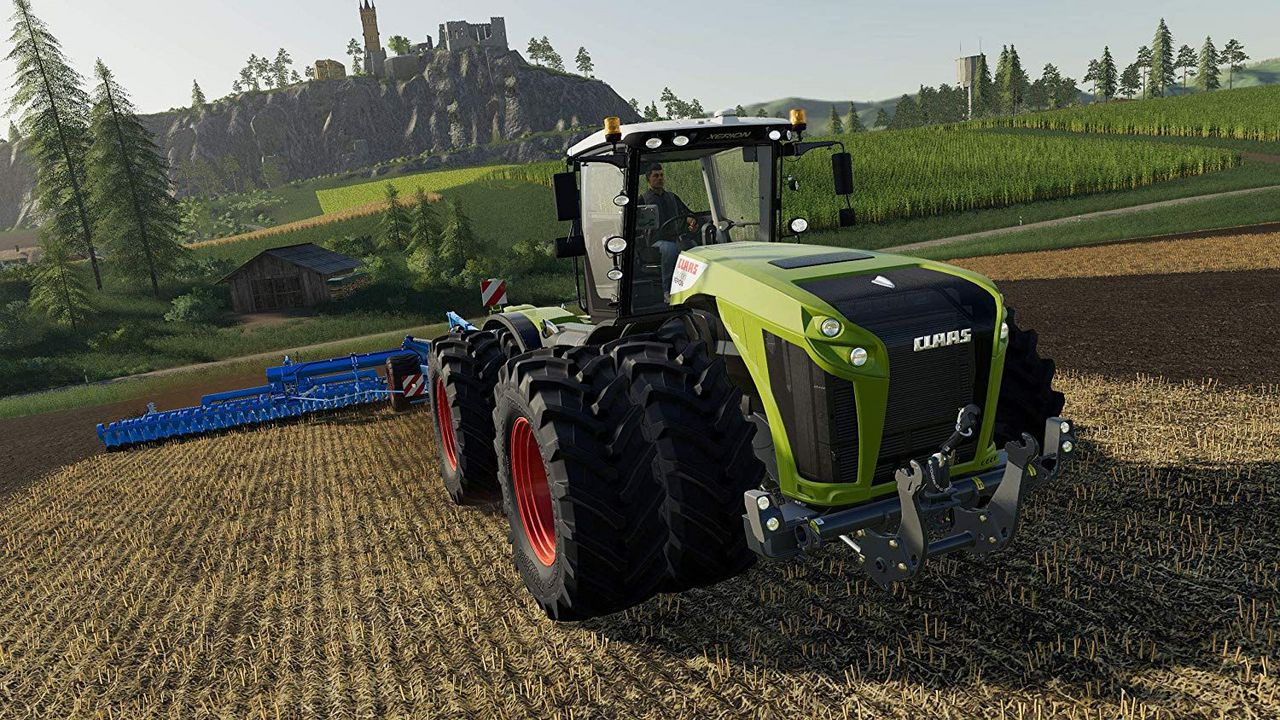 Landwirtschafts-Simulator 19 - Platinum [Add-On] [DVD] [PC] (D)