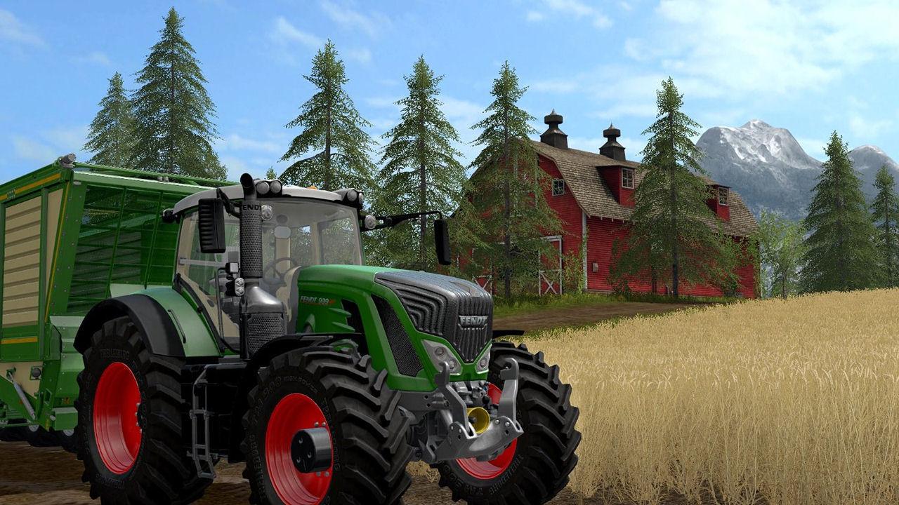 Farming Simulator 17 - Ambassador Edition [PS4] (D/F/I)