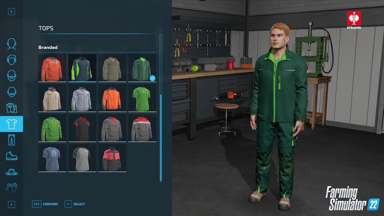 Farming Simulator 22 [PS4] (F/I)