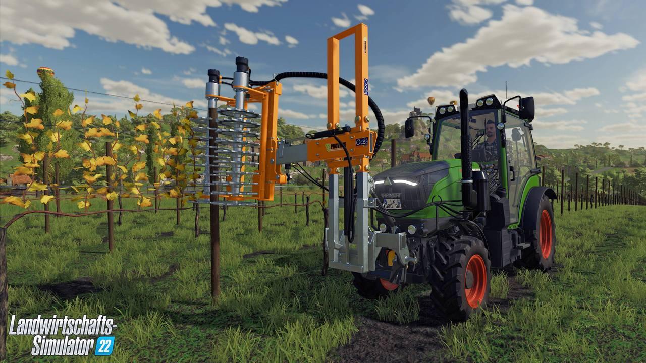 Landwirtschafts-Simulator 22 [PS5] (D)