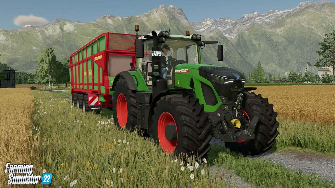 Farming Simulator 22 [PS5] (F/I)