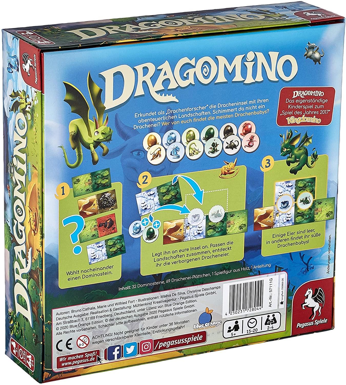 Dragomino - Kinderspiel des Jahres 2021