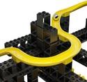 Hubelino pi: Kugelbahn Set XL inkl. Gausskanone [246 Teile]