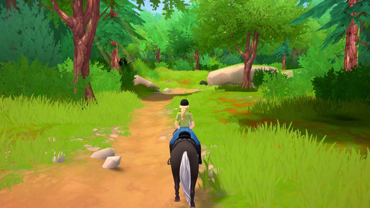 Horse Club Adventures [NSW] (D)