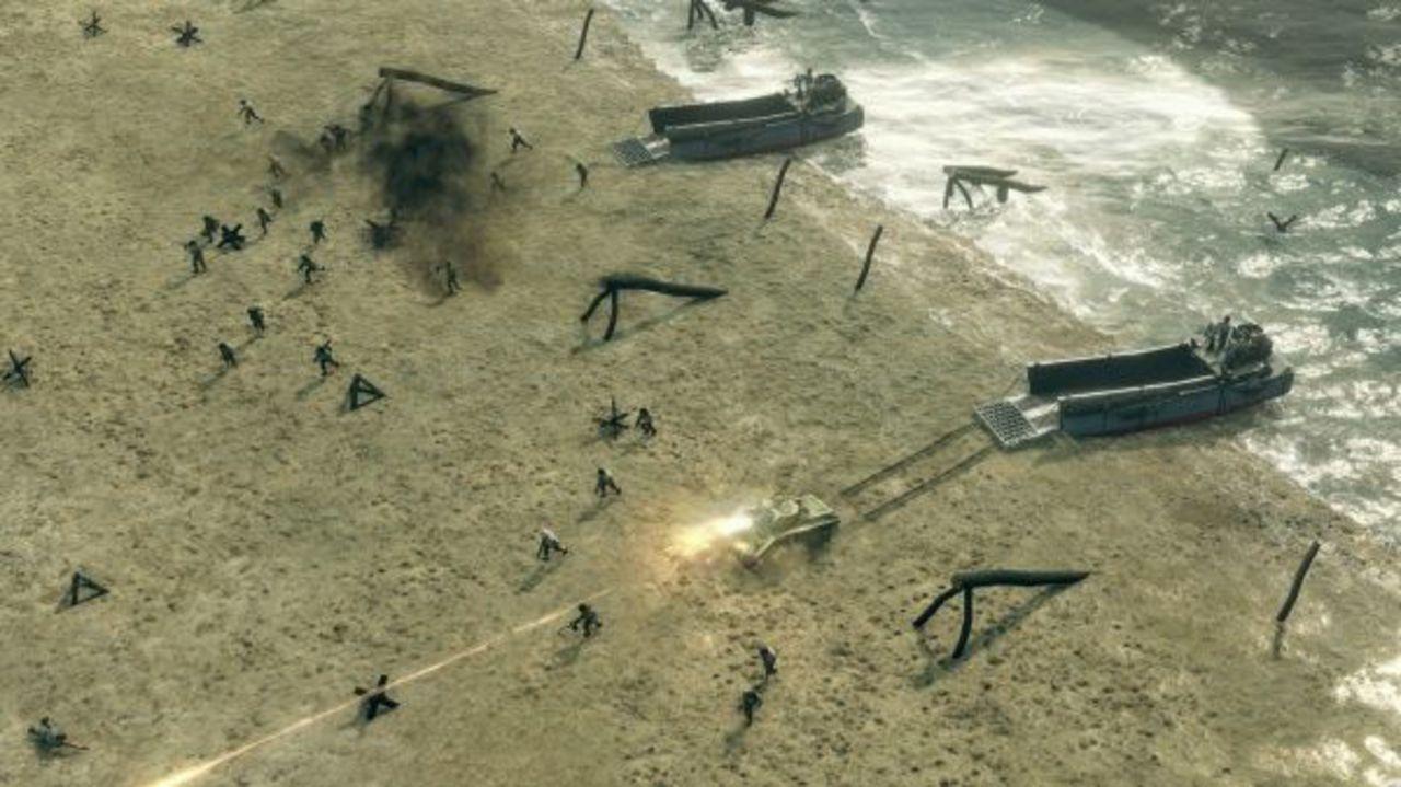Sudden Strike 4 [PS4] (D)