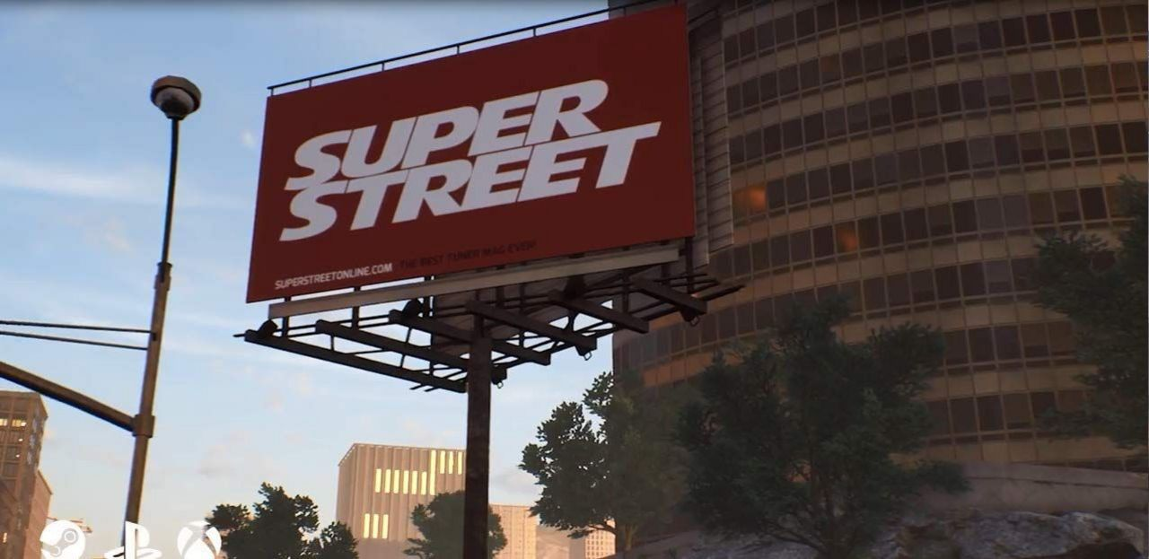 Super Street - The Game [NSW] (D)