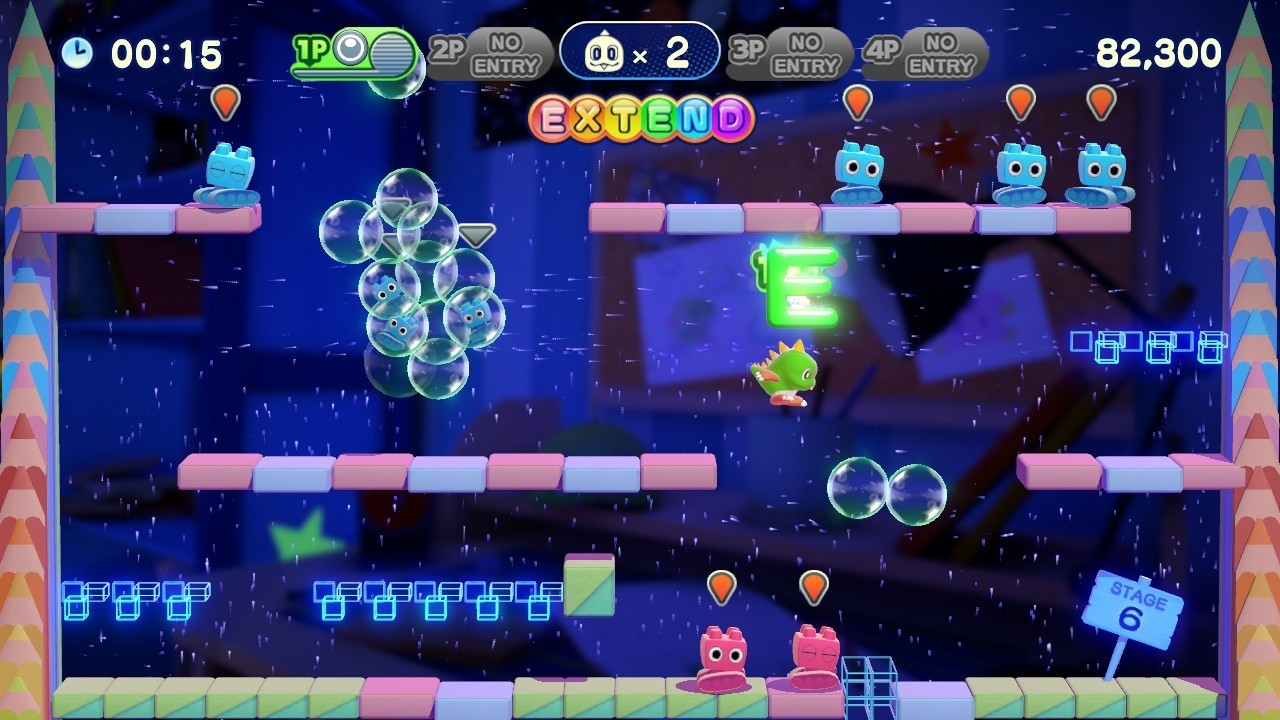 Bubble Bobble 4 Friends - Special Edition [NSW] (D)