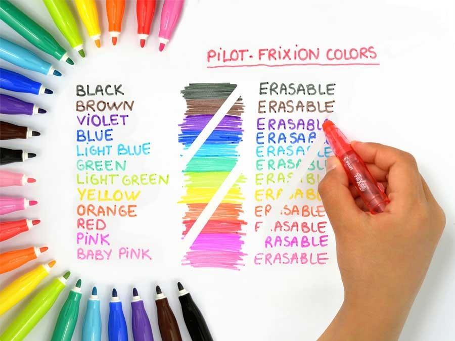 PILOT Frixion Colors SW-FC-PB rose
