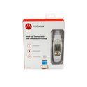 Motorola MBP 69 SN - Intelligentes Ohrthermometer mit Temperaturverfolgung