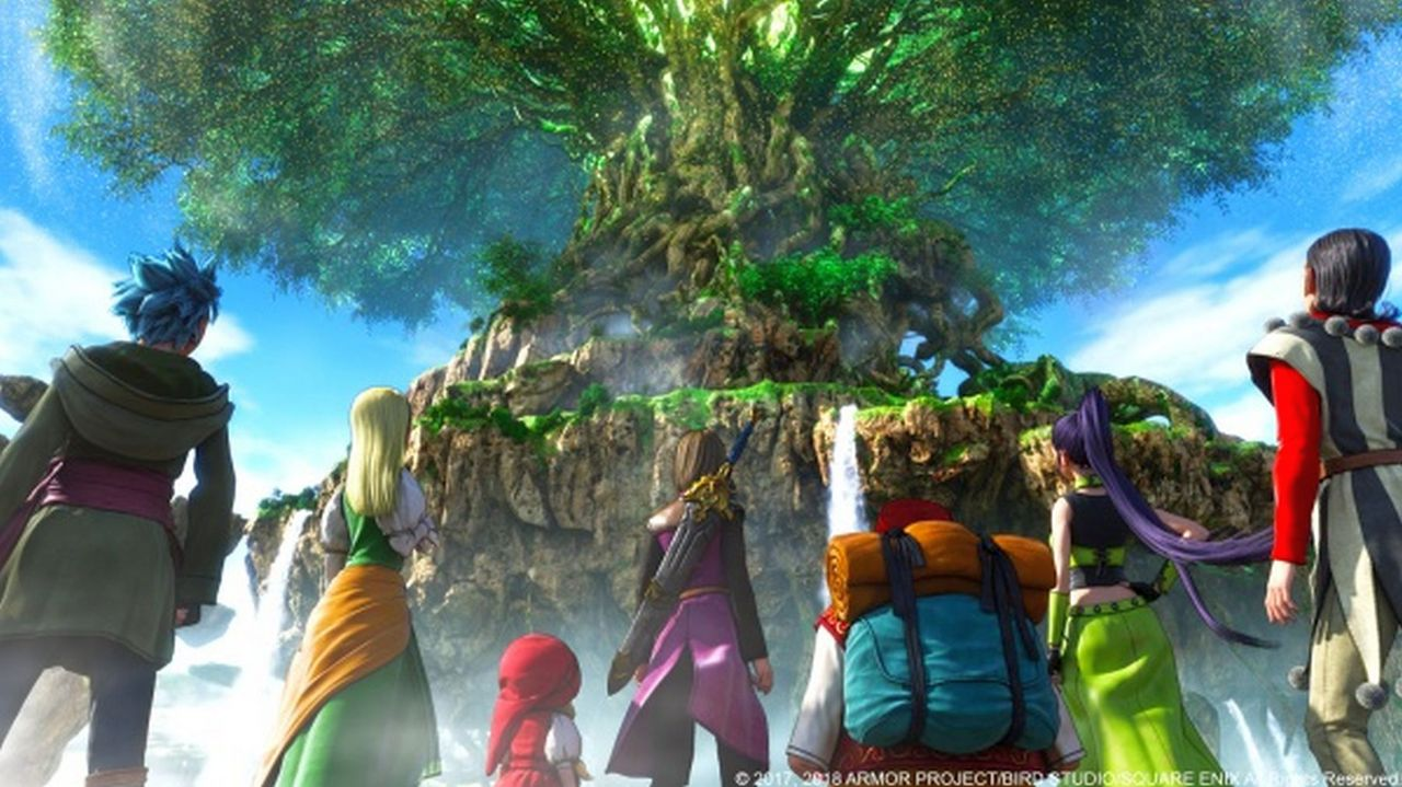 Dragon Quest XI: Streiter des Schicksals Day Edition des Lichts[PS4] (D)