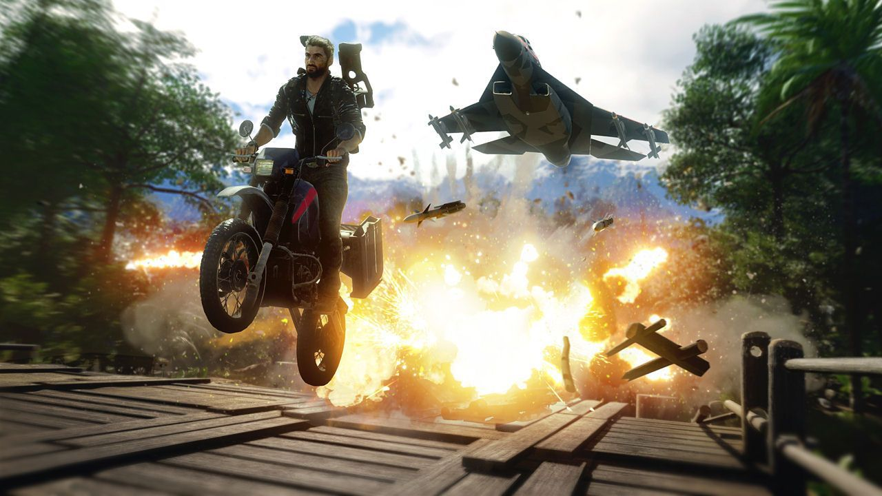Just Cause 4 [PS4] (D)