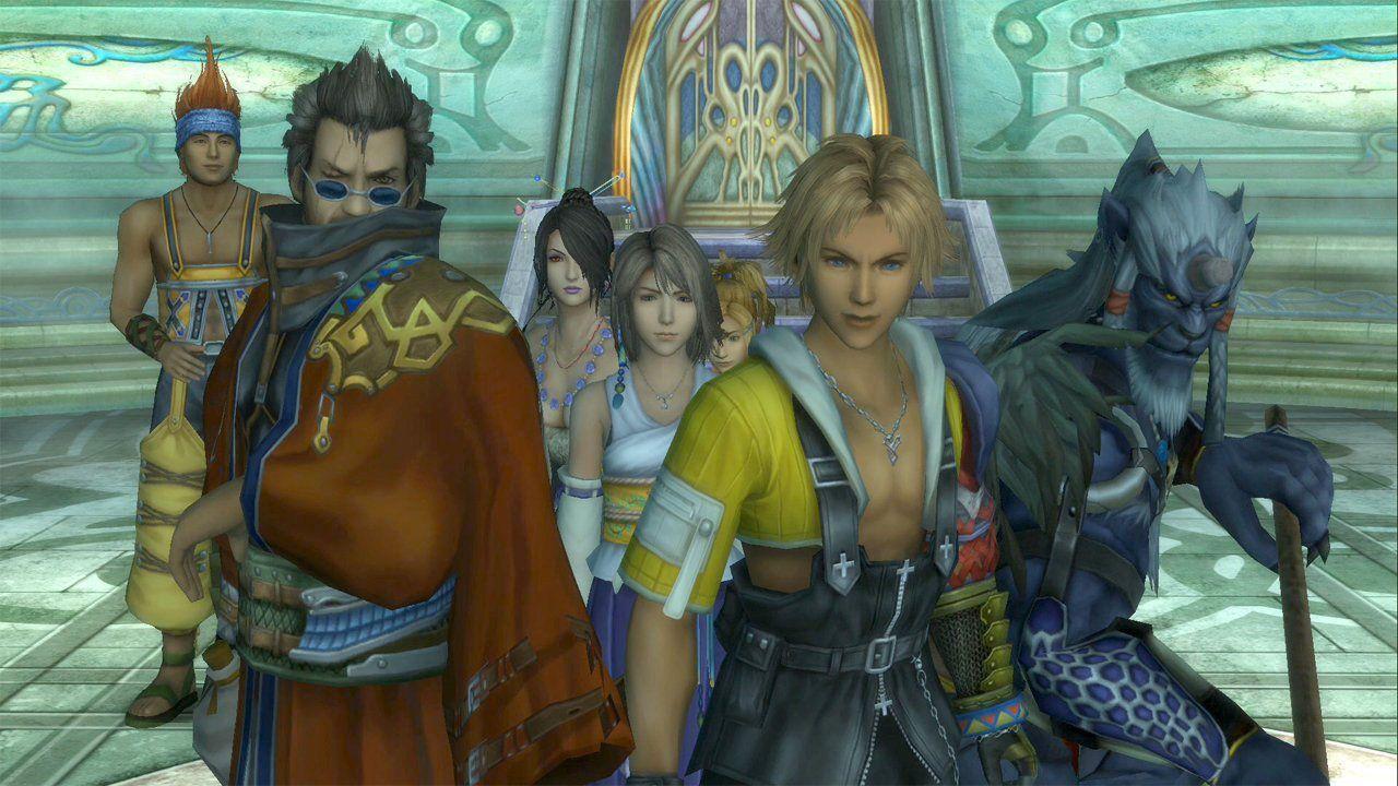Final Fantasy X/X-2: HD Remaster [NSW] (D)