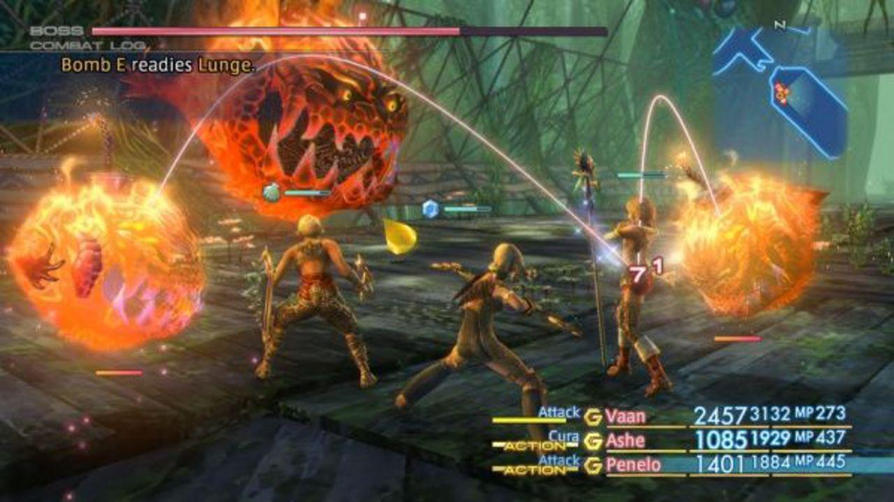 Final Fantasy XII: The Zodiac Age [NSW] (D)
