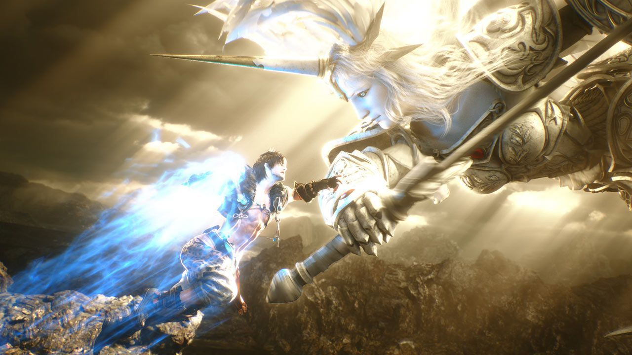 Final Fantasy XIV: Shadowbringers [PS4] (D)