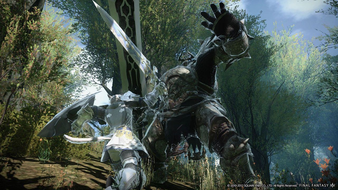 Final Fantasy XIV: Starter Edition [PS4] (D)