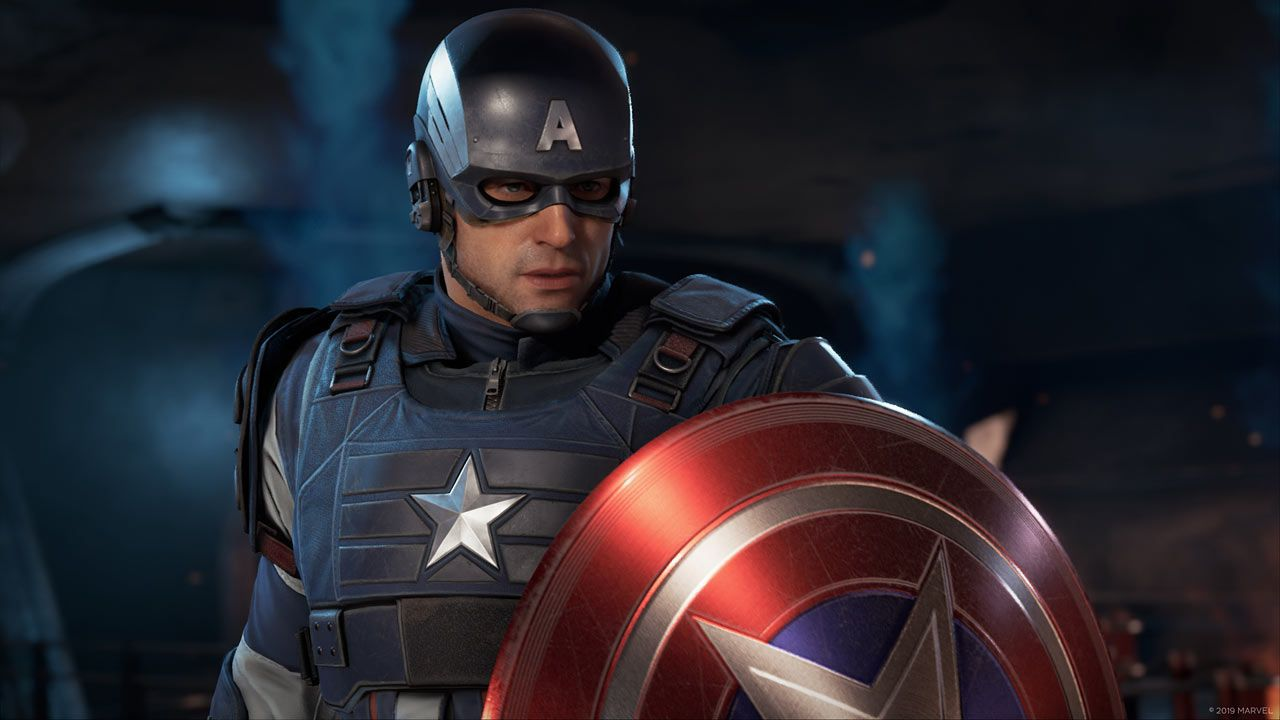 Marvel's Avengers [PS4/Upgrade to PS5] (D)