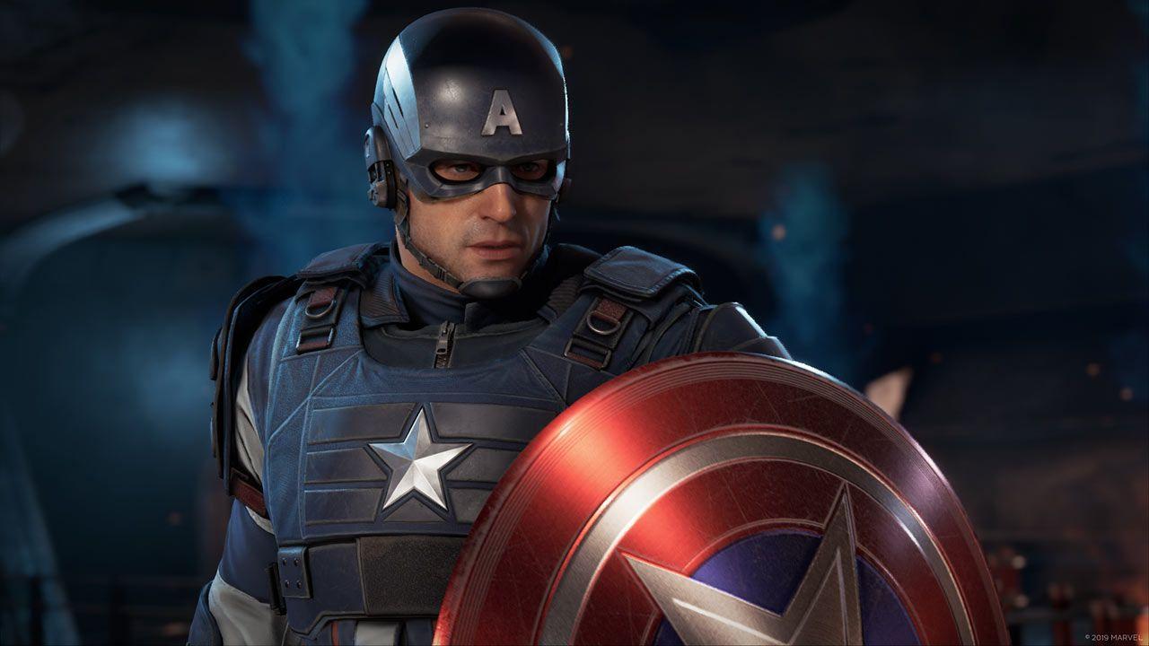 Marvel's Avengers [XONE/XSX] (D)