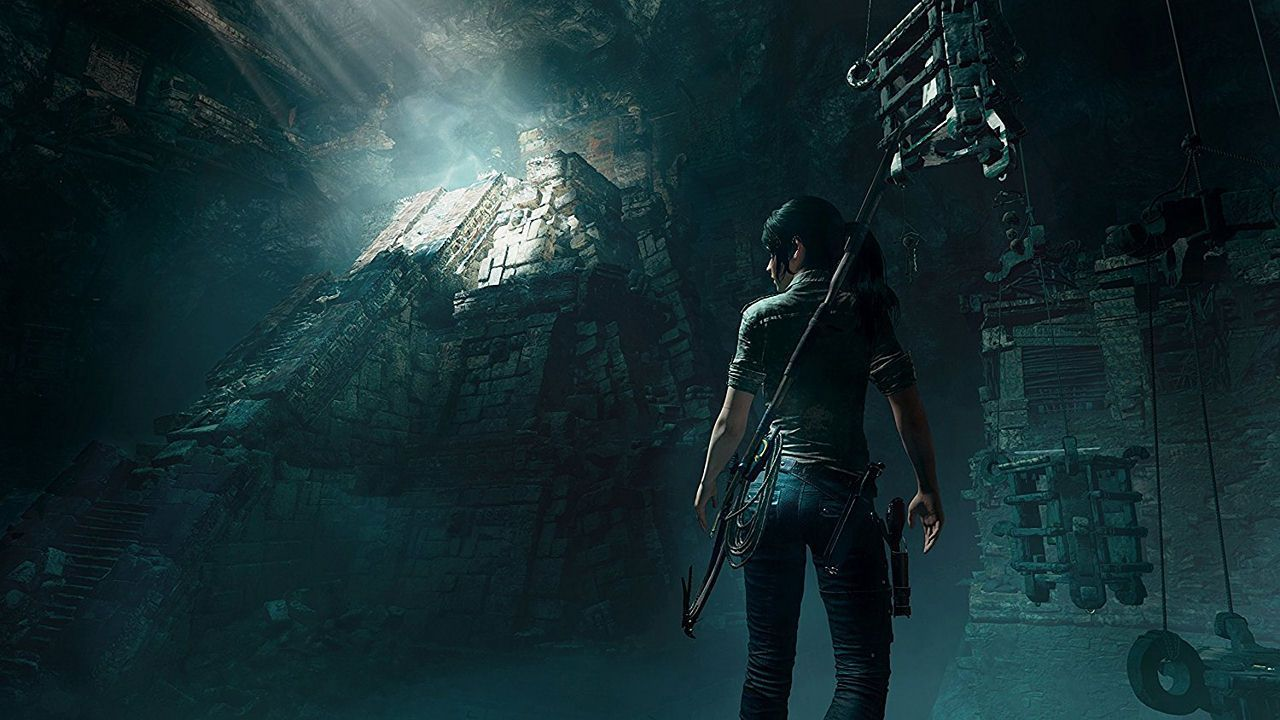 Shadow of the Tomb Raider Definitive Edition [PS4] (D)