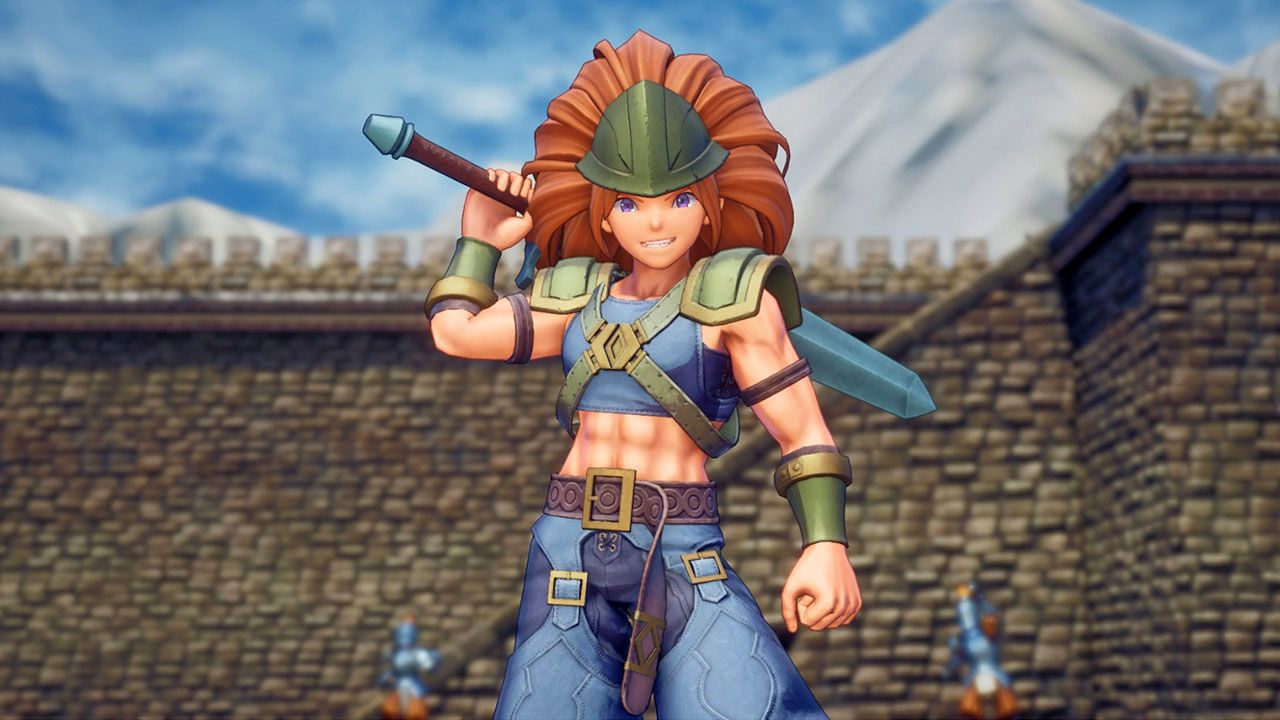 Trials of Mana [PS4] (D)