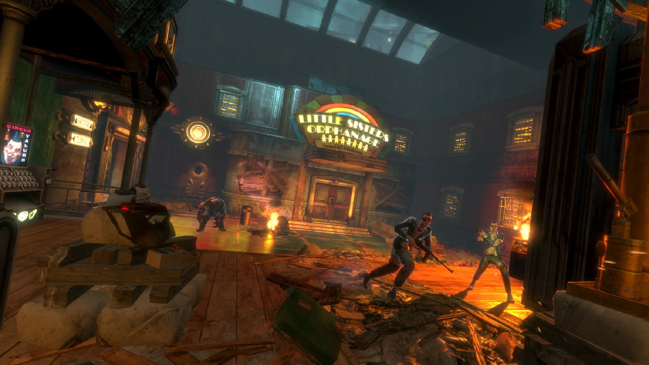 BioShock: The Collection [NSW] (D)