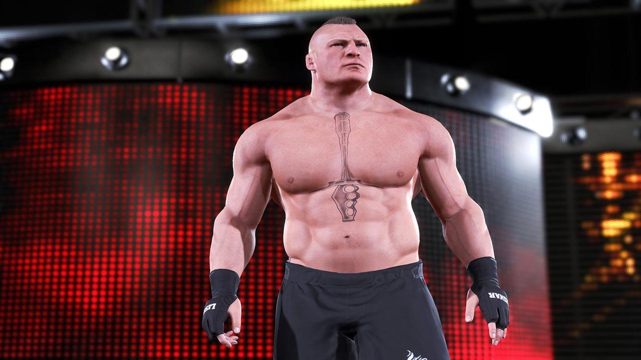 WWE 2K20 [XONE] (D)