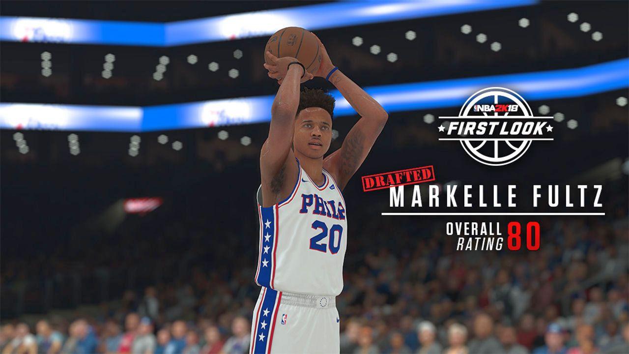 NBA 2K18 [PS4] (D)