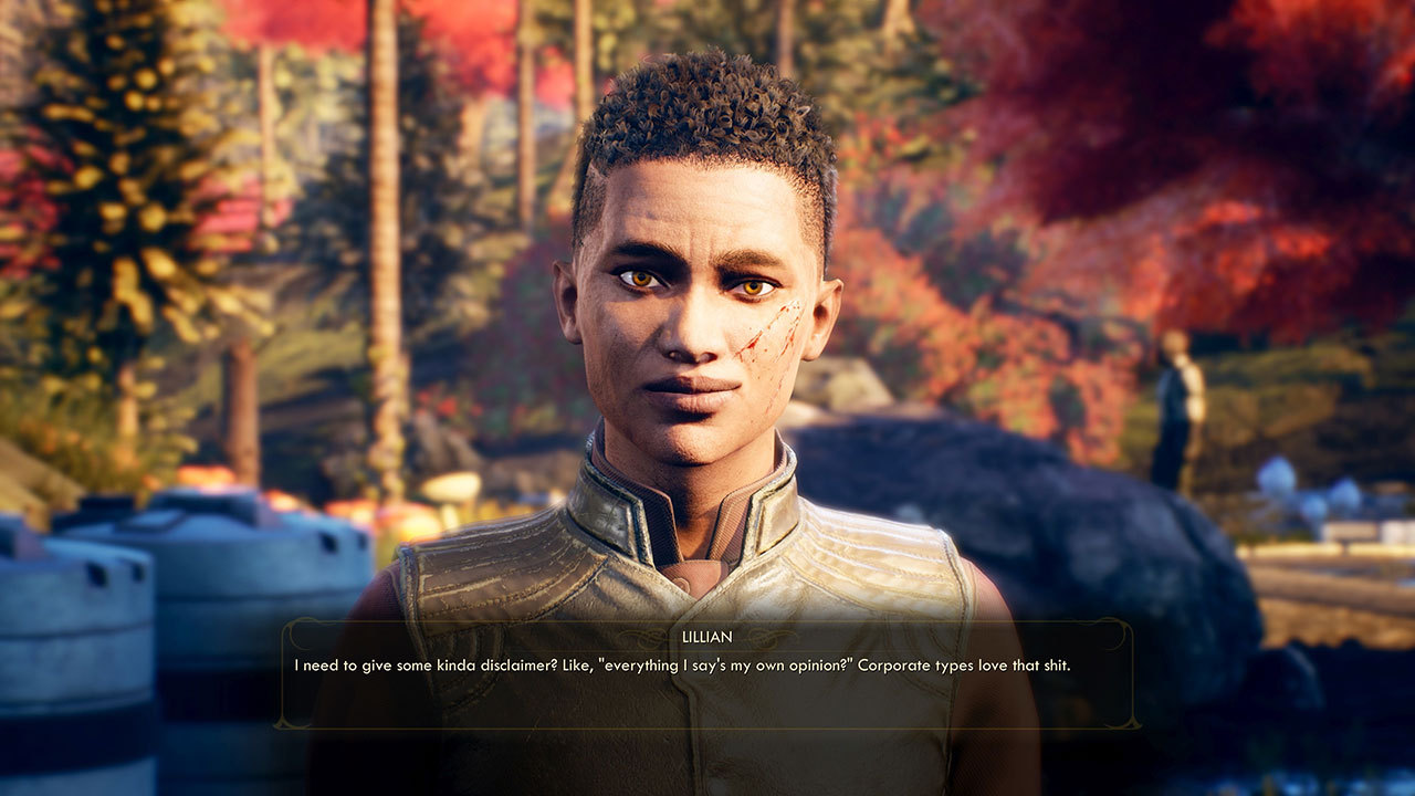 The Outer Worlds [PS4] (D)