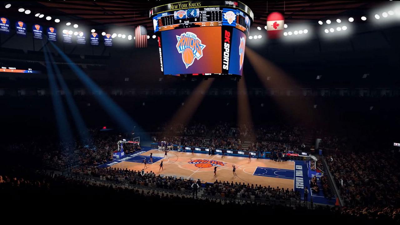NBA 2K21 [PS4] (F)