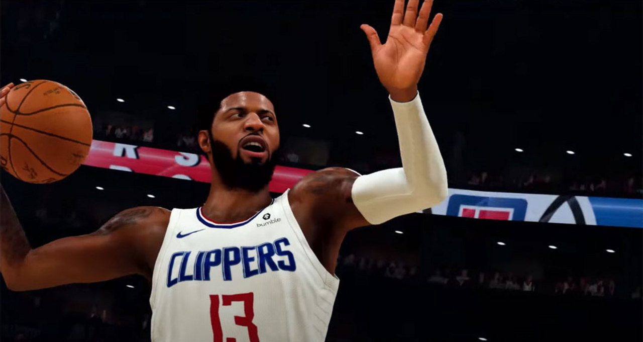 NBA 2K21 [PS4] (D)