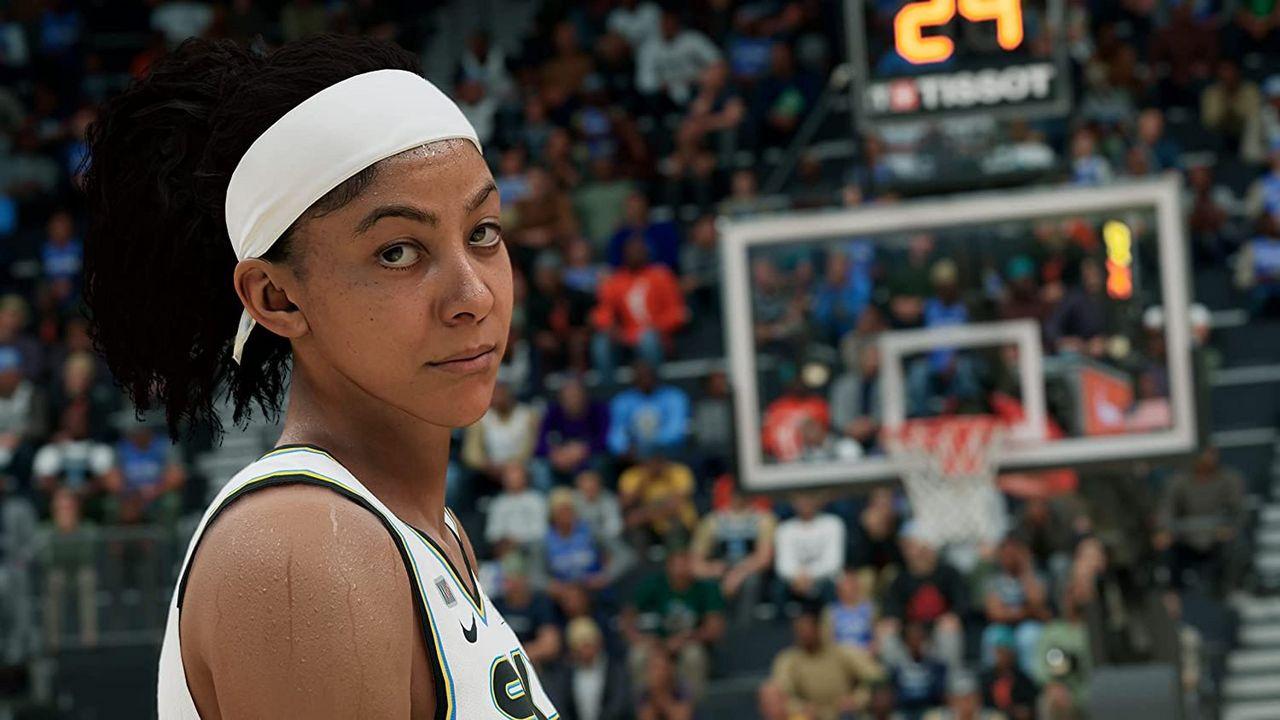 NBA 2K22 [PS5] (D)