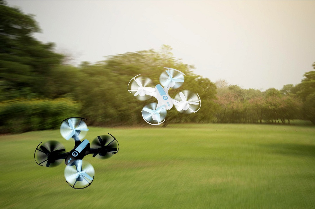 DUEL Battle Drones