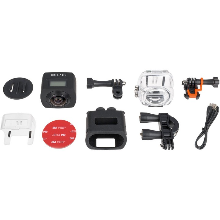 Kitvision Immerse 360 Action Camera