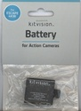 Kitvision 1050mAh Battery for Escape 4KW