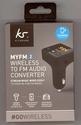 KitSound MyFM2 Wireless FM Transmitter
