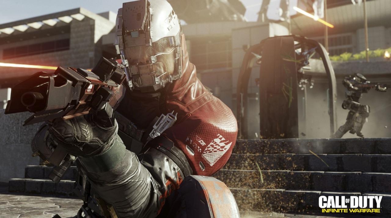 Call of Duty: Infinite Warfare - Standard Edition inkl. Terminal [DVD] [PC] (...