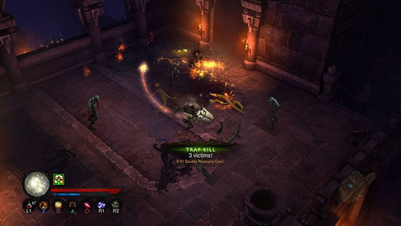Diablo III - Eternal Collection [XONE] (D)