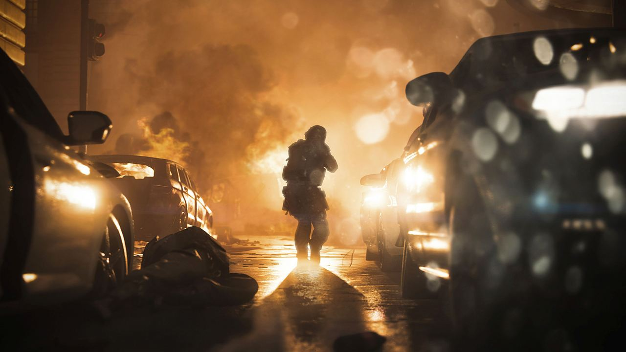 Call of Duty: Modern Warfare [PS4] (D)