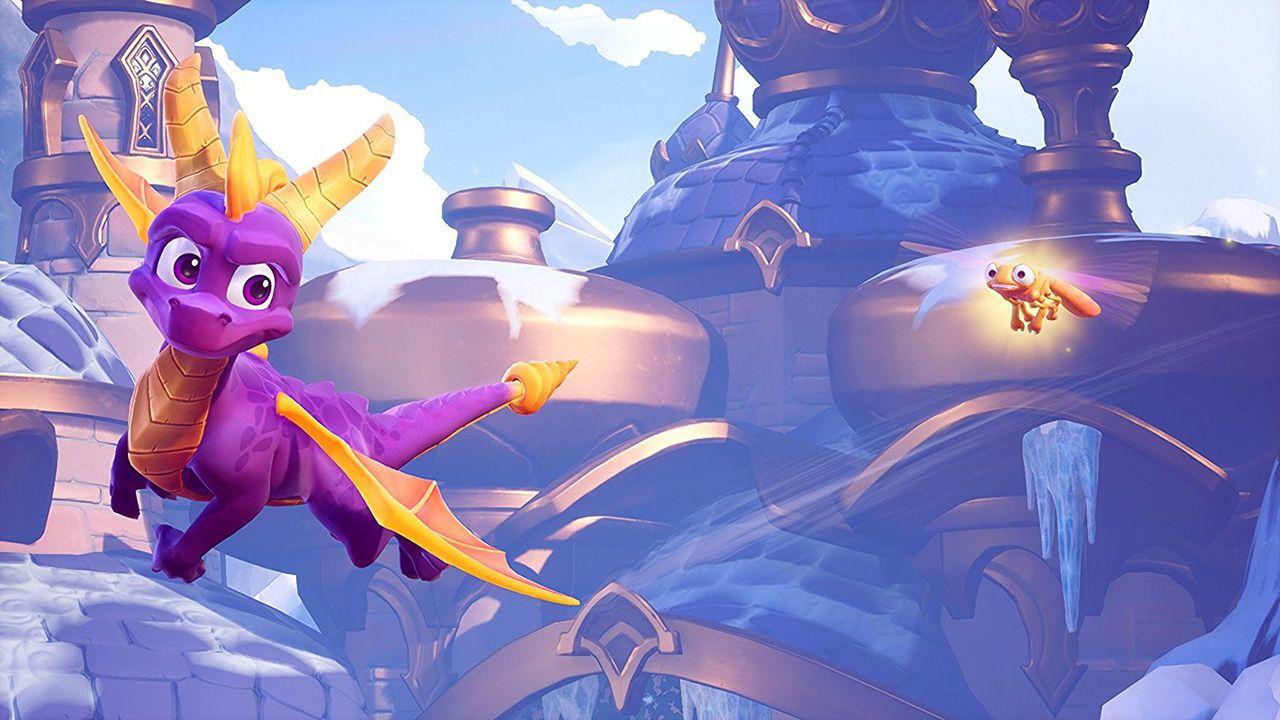 Spyro Reignited Trilogy [NSW] (D)