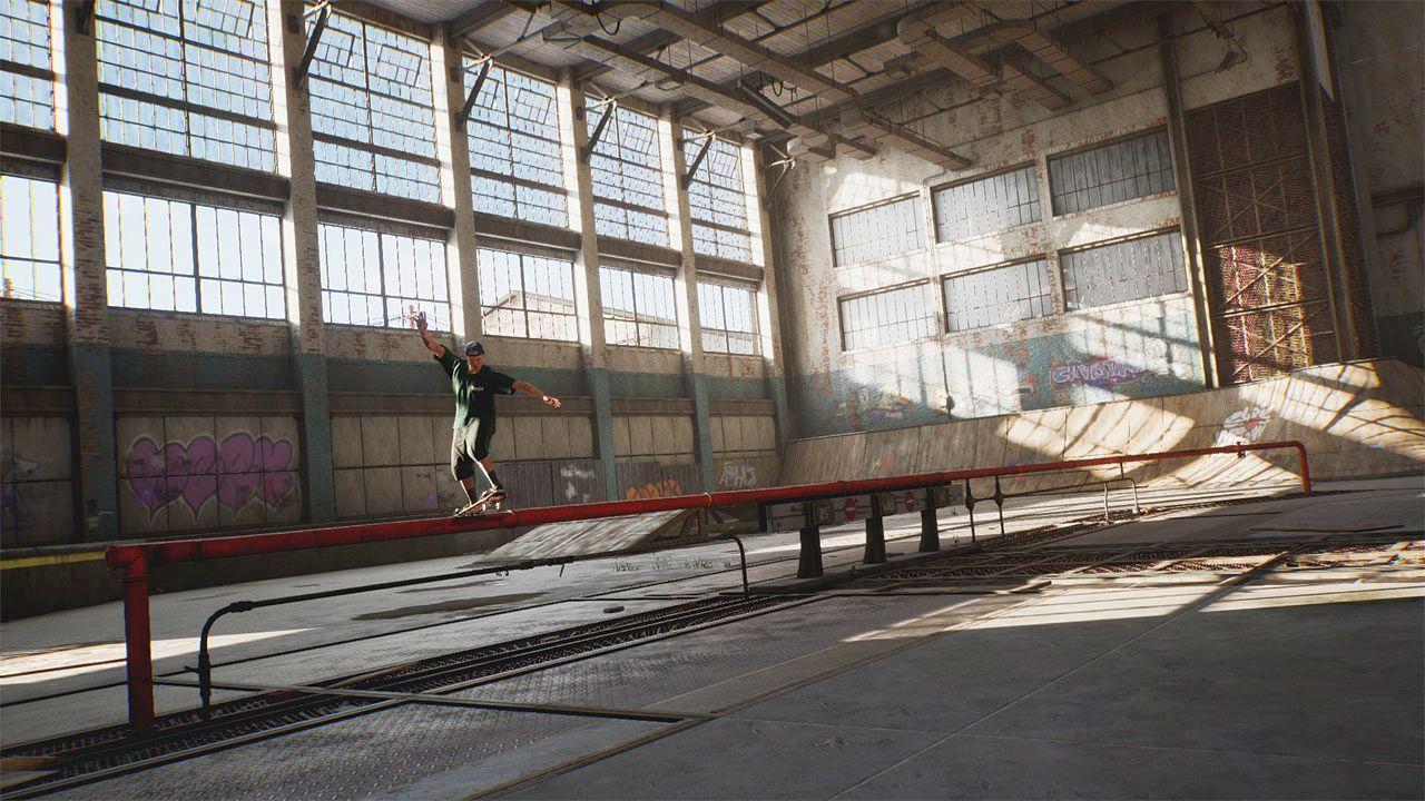 Tony Hawk`s Pro Skater 1&2 [PS4] (D)