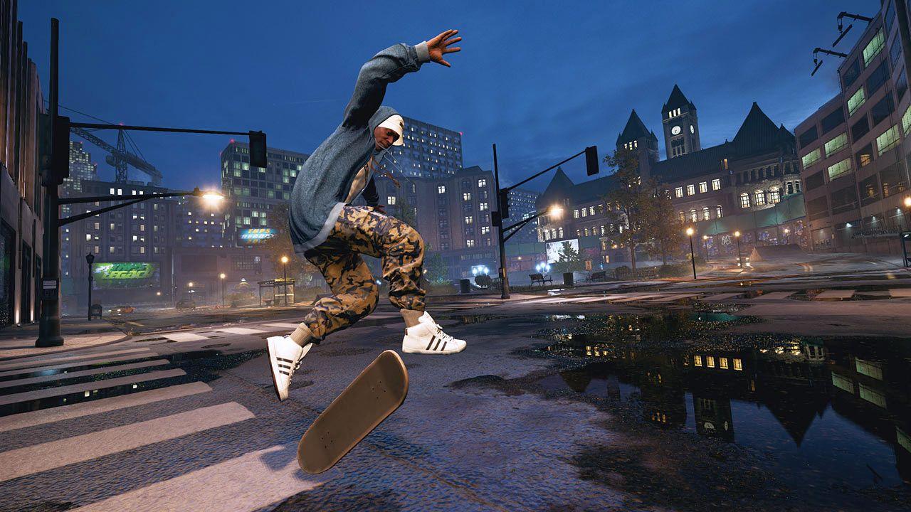 Tony Hawk`s Pro Skater 1&2 [XONE] (D)