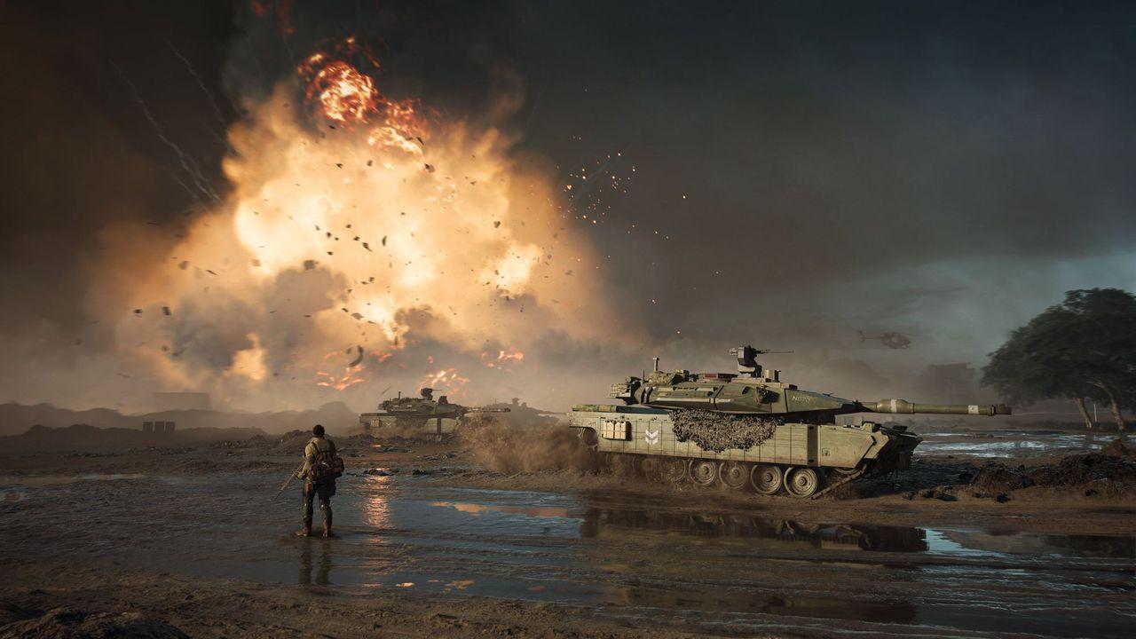 Battlefield 2042 [XONE] (D/F/I)
